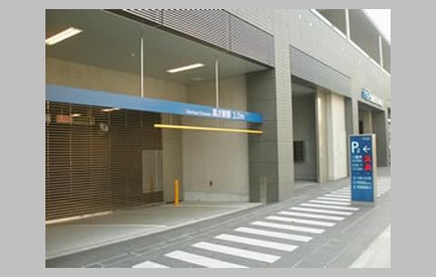 二子玉川ライズ P2駐車場