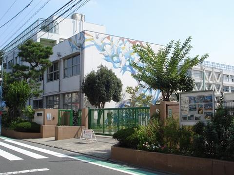 二子玉川小学校の画像