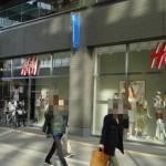 H&M 二子玉川