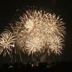 (川崎)市制記念多摩川花火大会