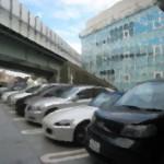 玉川高島屋 駐車場