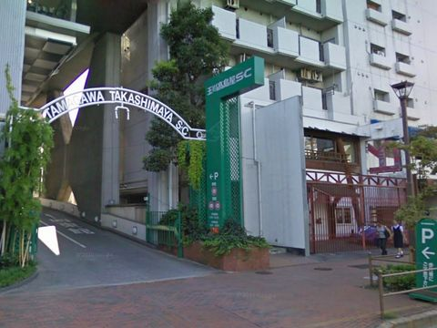 Tamagawa takashimaya parking