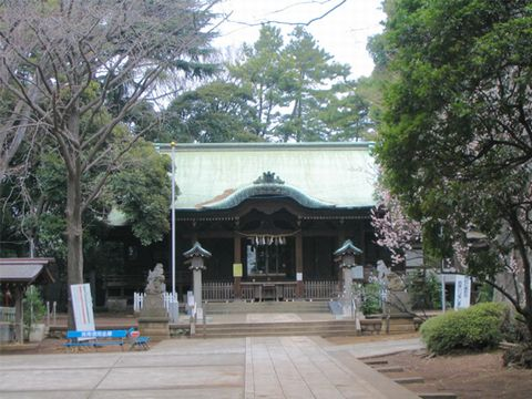 玉川神社 (瀬田玉川神社)