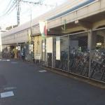 東急二子玉川駅駐輪場